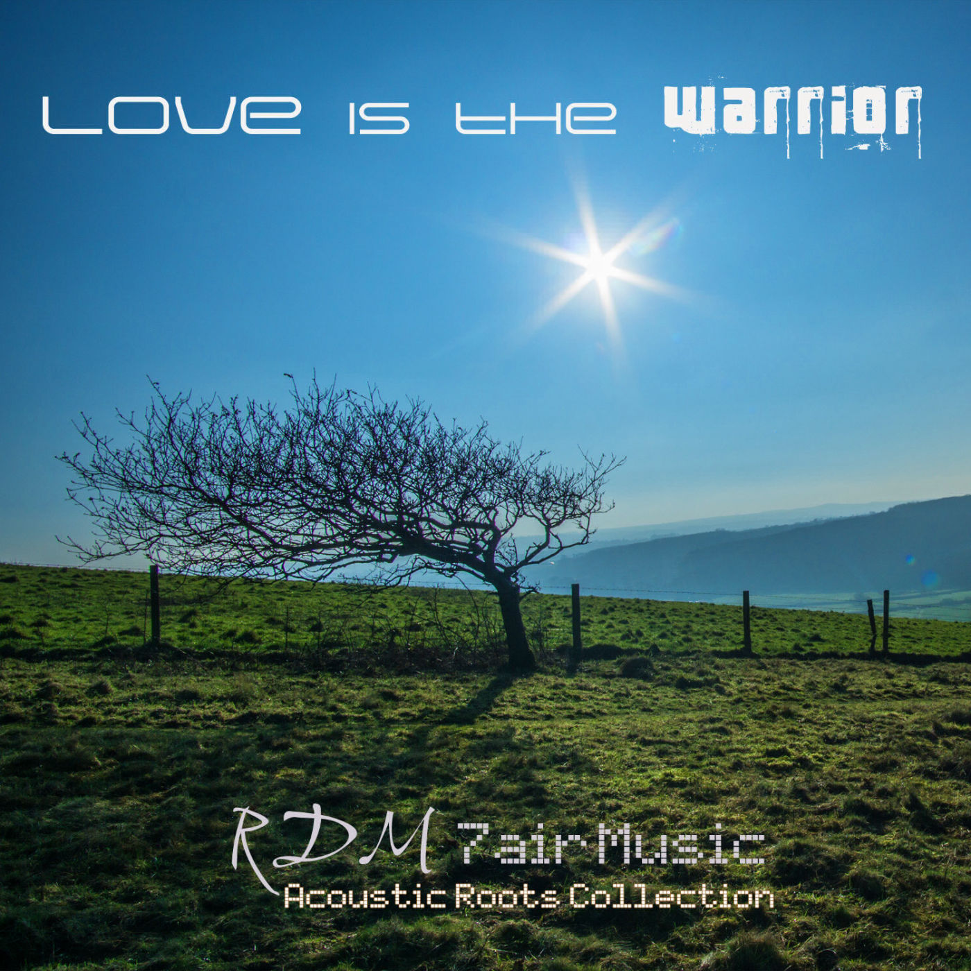 Love is the Warrior EP by RDM